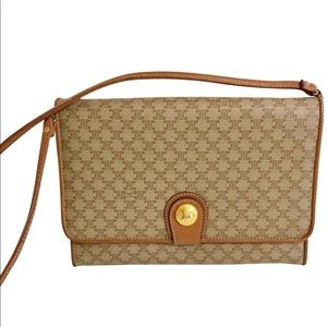 Authentic CELINE crossbody bag/ clutch